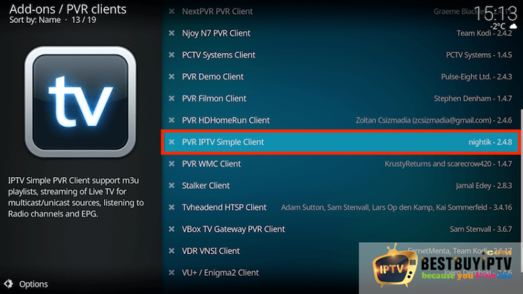 select-PVR-IPTV-simple
